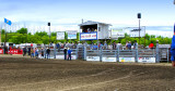 Handhills Lake 96th Consecutive Stampede Rodeo   June 2012 - 50+  photos