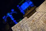 Navigation over Africa