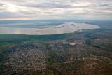 Kinshasa and the Congo river