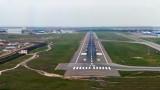 Baku, Azerbeidjan runway 18