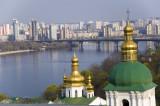 Kyiv cityscape
