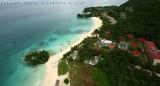 Boracay aerial view