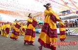 Pamulak Floral Float Parade Tribal Participants