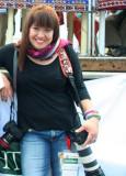 Me during Kadayawan 2011