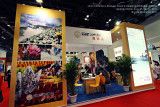 Philippine booth in CIBTM Expo 201