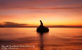 Little Mermaid replica, Davao