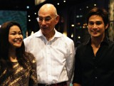 Me with Don Jaime Zobel and Piolo Pascual