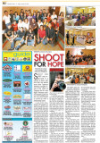 Shoot for Hope workshop