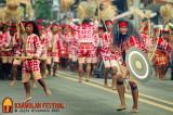Lumad street performance