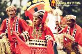 Authentic lumad folks participate