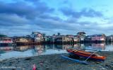 Colored slums