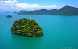 Langkawi from above
