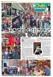 Fashionistas Invade Bauhaus