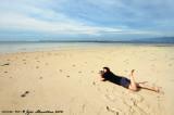 Me in sandbar!