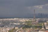 Le seul endroit de Paris d'ou l'on ne voit pas la Tour Montparnasse