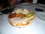 Cachapas Sampling with Pork, Ham, Cheeses, and Chicken - El Budare (2).jpg