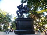 El Libertador Monumento - Plaza Bolivar.jpg
