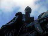 El Libertador Monumento Closeup - Plaza Bolivar.jpg