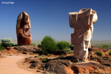 9320b- Sculpure Symposium - Broken Hill