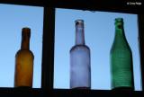7695- Bottles for sale, Silverton Cafe