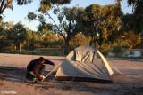 9255- Burke and Wills campsite
