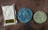 Medallions by Sarah Minkiewicz-Breunig