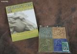 9878- Prancing Ponies magnets by Sarah Minkiewicz-Breunig