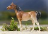 Breyer Stablemate G1 Arab Stallion - bay