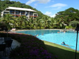 Radisson Hotel, Papeete, Tahiti