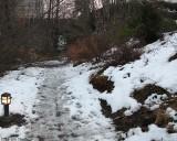 Blocked Trail