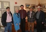 Traildusters members with Senator Val Stevens
