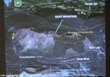 The area boundarys