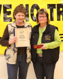 Desk Jockey Lewis County Chapter – Deb Wesselius