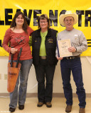 Lopper Award  Lewis County Chapter – Joe & Cindy Chenier