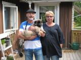 Alma Cogans nya familj Karlssons i Göteborg.JPG