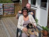 Connie Francis nya familj Stavems i Oslo Norge.JPG