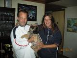 Chuck Berrys nya familj Sundbergs i Motala.JPG