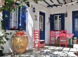 Colours of Sifnos.