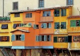 Windows on ponte Vecchio