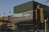 Galleria, facade towards west.