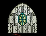 Window in S:t Nicolai church