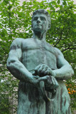 Statue - detail