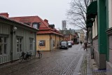 Västerås City ( old parts ) towards south.