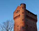 Tower in CV workshops area.