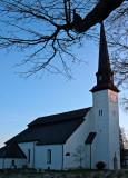 Glanshammar Medieval Church