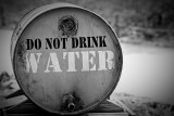 Do not drink water ...