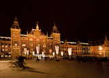 Amsterdam Centrum   /   Gare d'Amsterdam
