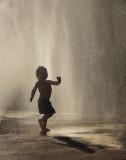 La danse de la pluie!