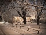 Féérie hivernale