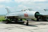MiG-21PFM 7814